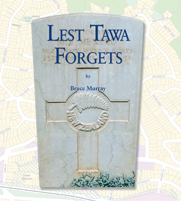Lest Tawa Forgets poster