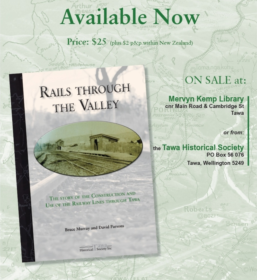 Rails Through the Valley poster